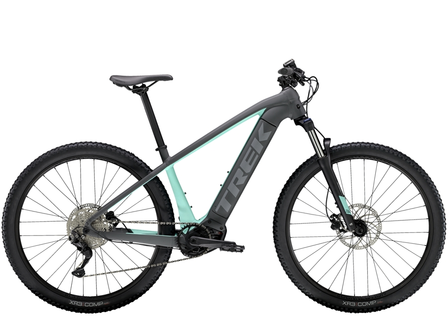 Trek Powerfly 4 625w M (29  wheel) Matte Solid Charcoal/Matte Miami