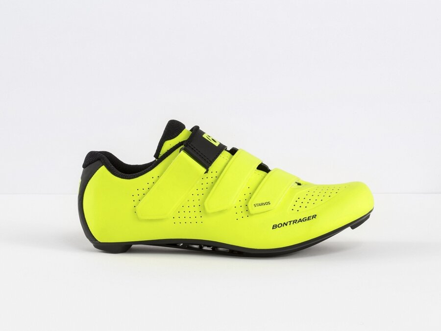 Bontrager Schuh Starvos Men 41 High Visibility Yellow