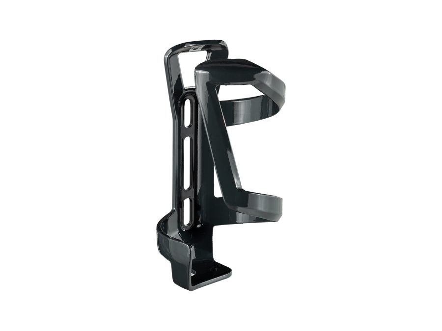 Bontrager Flaschenhalter Side-Load links Charcoal
