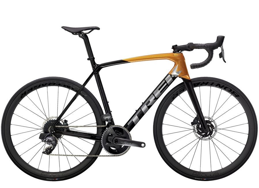 Trek Émonda SL 7 eTap 54 Carbon Smoke/Factory Orange